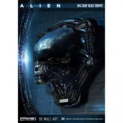 Alien 3D Wall Art Big Chap...