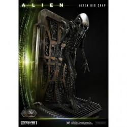 Alien Museum Art Statue /...