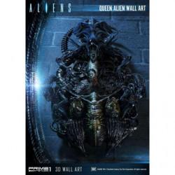 Aliens 3D Wall Art Queen...