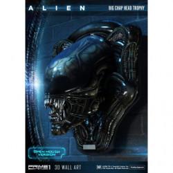 Alien 3D Wall Art Warrior...