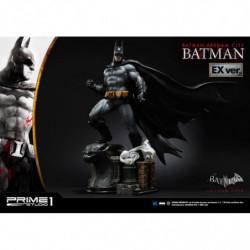 Batman Arkham City Statues...