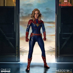 Captain Marvel Action...
