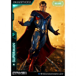 Injustice 2 Statue Superman...