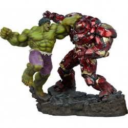 Marvel Maquette Hulk vs...