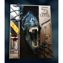 Aliens Life-Size Wall...